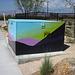 Decorated Utility Box At Hacienda Hills (0518)
