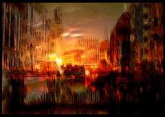 urban sceneries - hamburg 2