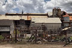 Orlando Gonzáles - sugar mill