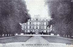 Château du Bréau à Villiers-en-Bière (77)