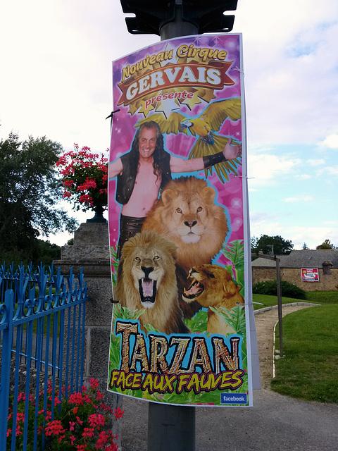Évran 2014 – New career for Tarzan