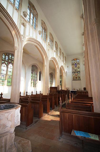 St Mary's Church, Shelton, Norfolk