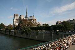 Pont aux voeux - Paris