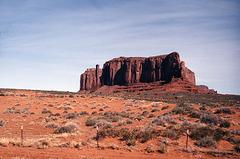 HFF im Monument Valley, USA
