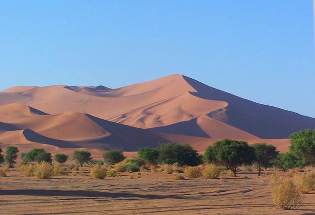 Sossusvlei Dünen, Namibia