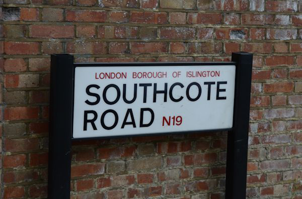 Southcote Road, N19