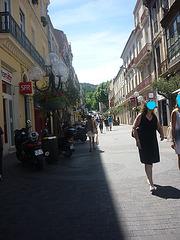 Les Dames SFR / SFR Ladies - Sète, France / 11 juin 2011 - Visages masqués / Hidden faces.