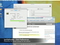 ipxUploader - Beta 0.8.8