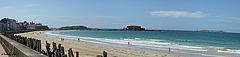 Panorama St Malo