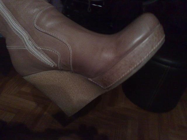 Les bottes sexy de Madame Berhgam's sexy boots - 9 décembre 2011
