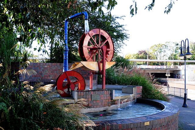 Kanaltorbrunnen