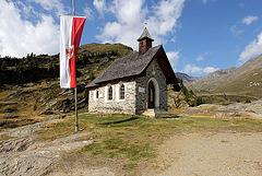 Kapelle zum Gedenken an die gefallenen Soldaten des 1. Weltkrieges