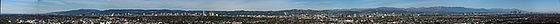 panorama, Los Angeles Pano From Baldwin Hills (1)