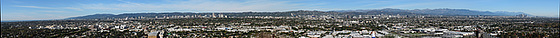 Los Angeles Pano From Baldwin Hills (2)