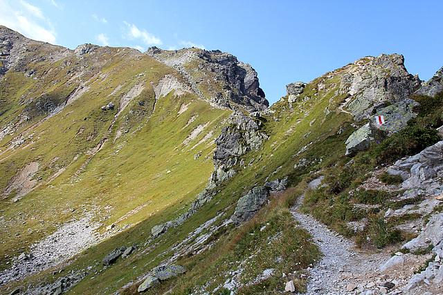 Gratwanderung vom St. Antönier Joch zum Gafierjoch
