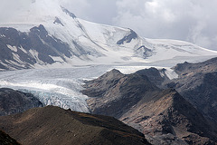 Gletscher im Martelltal