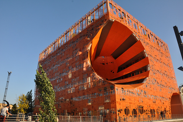 Ipernity lyon la confluence by philippe collard for Arquitectura lyon