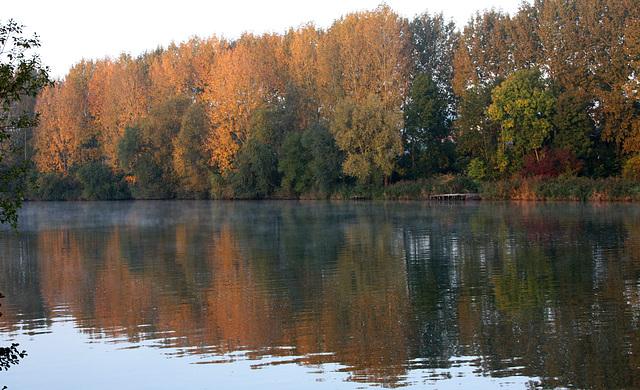 Saturday morning, Oise