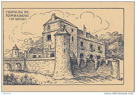 kastelo Tombebouc (lasta koncentrejo de Jaume Grau Casas)