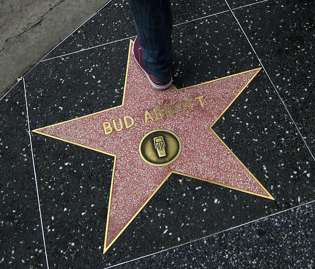 Great L.A. Walk (1295) Bud Abott