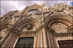 Duomo details ...Cathedral details