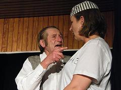 """""""Jetzt oder nie! Zeit ist Geld!"""" - Theaterstück nach den Motiven des Drehbuchs von Lars Büchel und Ruth Thoms"""