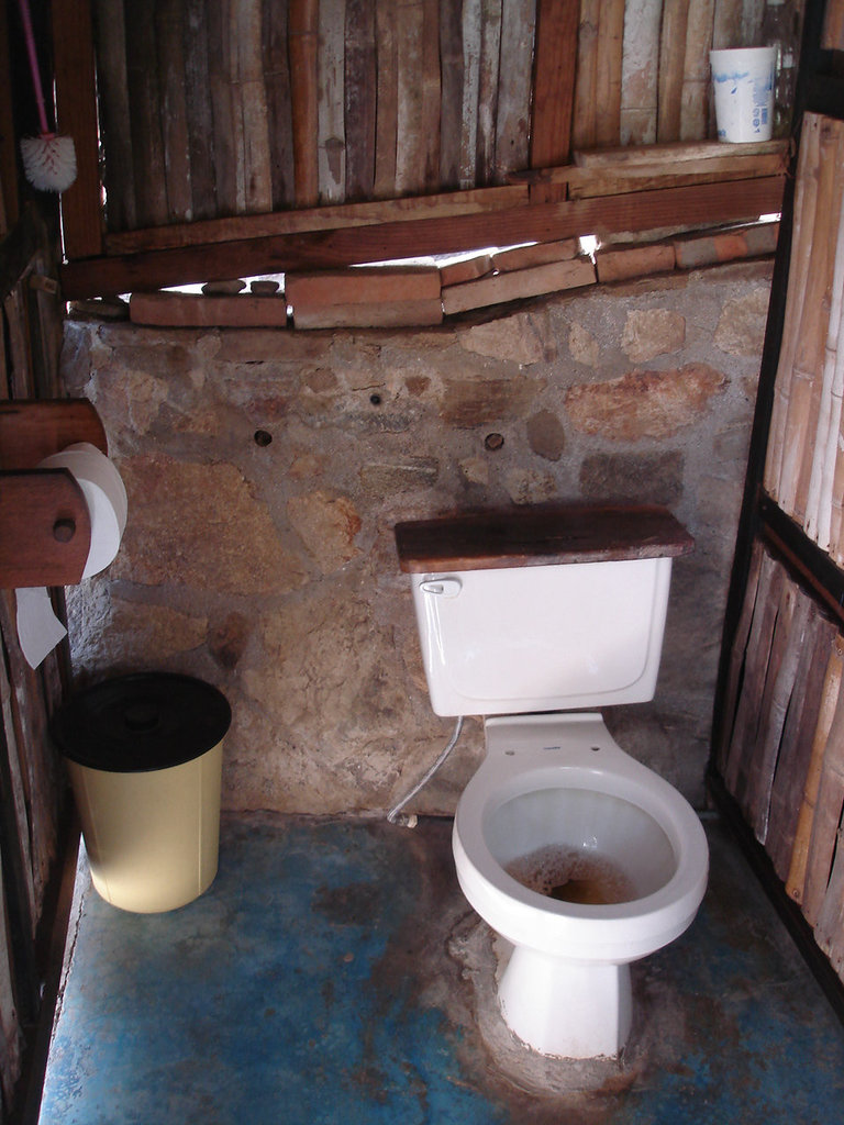 Zipolite, Oaxaca - Mexique / 15 janvier 2011.