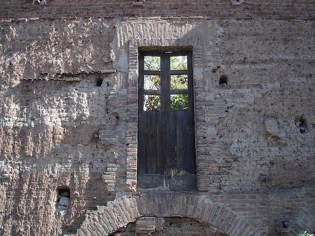 Puerta alta / High door / Porte en hauteur - 22 mars 2011