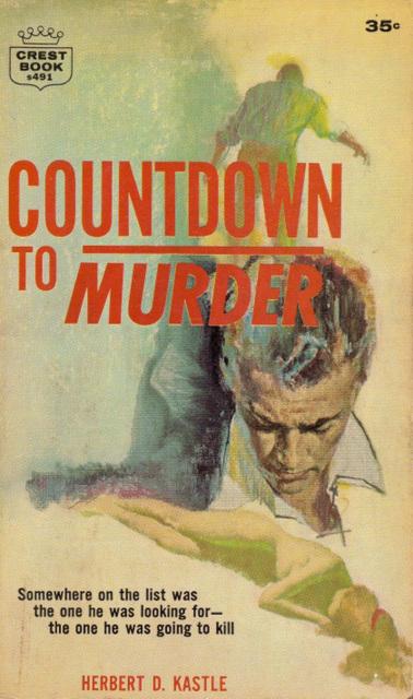 Herbert D. Kastle - Countdown to Murder