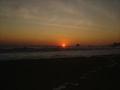 Dreamy sunset / Coucher de soleil à la mexicana.