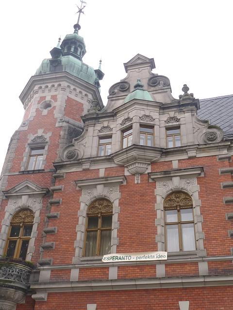 Domo de Ottendorfer en Svitavy