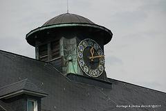 Horloge du  Pasteur !