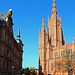 Rathaus und Martkirche