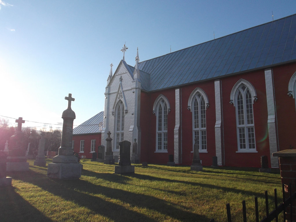 Église fluviale / Iglesia fluvial / Fluvial church - 20 novembre 2011 - Photo originale