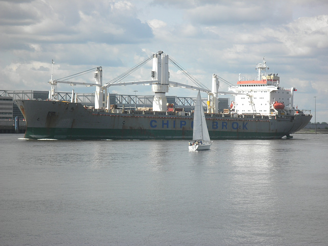 Frachter  JIA XING