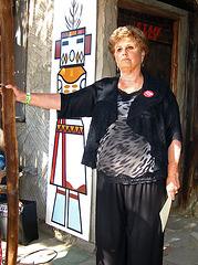 Mayor Yvonne Parks (0779)