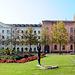 Kavaliershaus (li) und Wilhelmsbau (re)