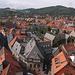 Goslar von der Marktkirche