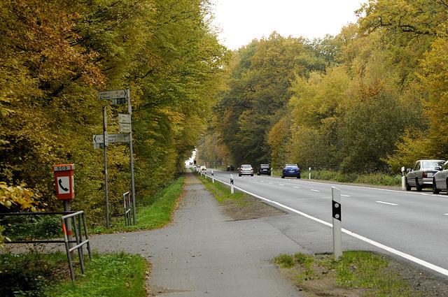 Öffentliche Grünanlage der Stadt Darmstadt