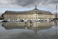 """Bordeaux """"le miroir"""""""