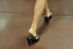 wife's legs