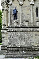 Skulpturen Kunstprojekt - Salisbury 110831