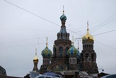 St Pétersbourg en couleur