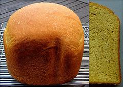 (J.S.28) Gouden pompoenbrood