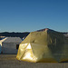 Gold Lamé Shelter (0097)