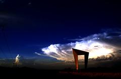 Umbral del Milenio. Serie Pueblos del Desierto Juárez