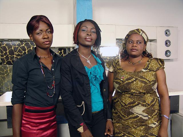 Esperanto ĉe B-One-Télévision, Kinshasa