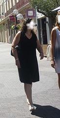 Les Dames SFR / SFR Ladies - Sète, France / 11 juin 2011 - Visages blancs / White faces