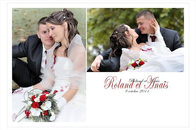 Roland & Anaïs