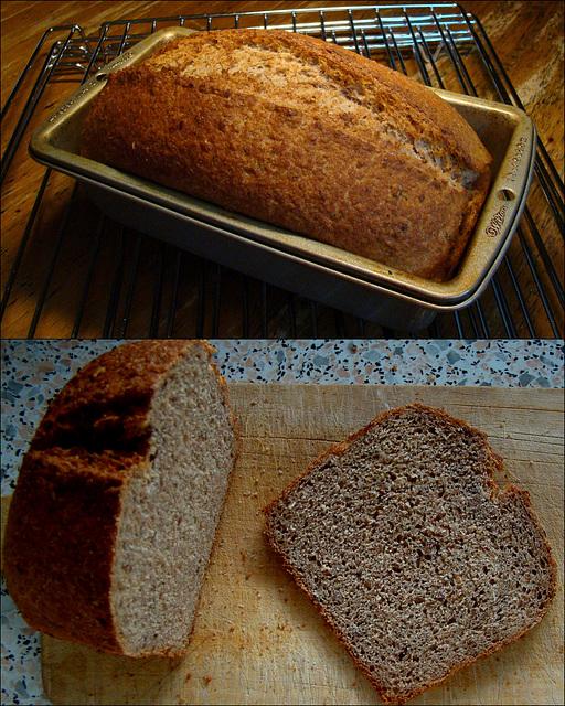 WGB Challenge #27: Power Bread